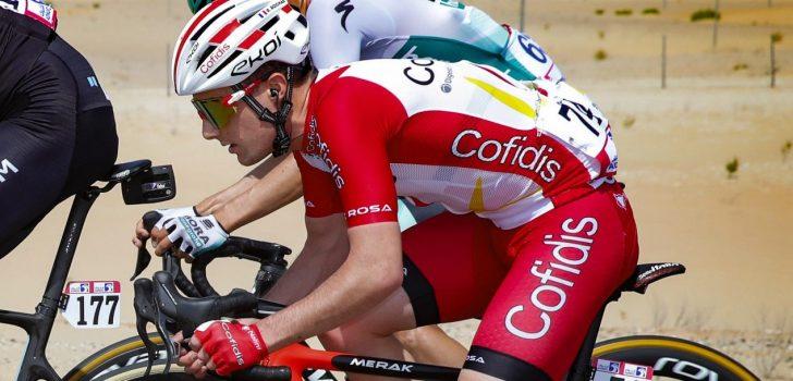 Kredietbank Cofidis verlengt sponsorcontract met wielerploeg