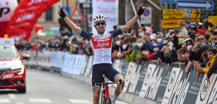 Bauke Mollema soleert naar fraaie zege in Trofeo Laigueglia