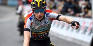 """Jonas Vingegaard over eindzege in Coppi e Bartali: """"Dit geeft veel vertrouwen"""""""
