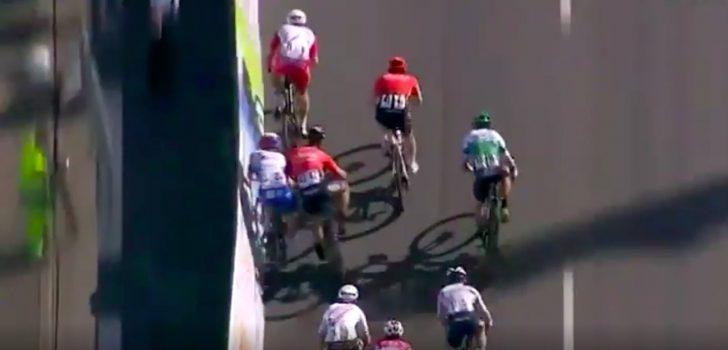 UCI wil Bouhanni straffen na gevaarlijke duw in sprint