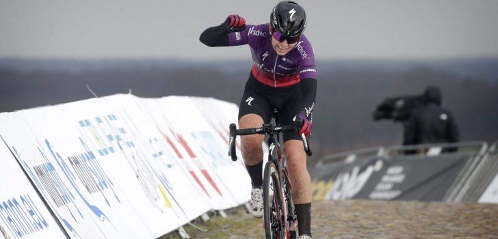 Ellen van Dijk eindwinnares Healthy Ageing Tour, imponerende Uneken wint slotrit