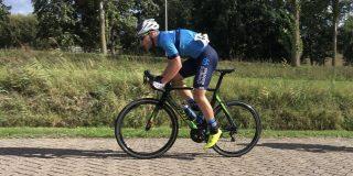"""Tom Tiegelaar (18) fantaseert over Parijs-Roubaix: """"In mijn dromen al meerdere keren gewonnen"""""""
