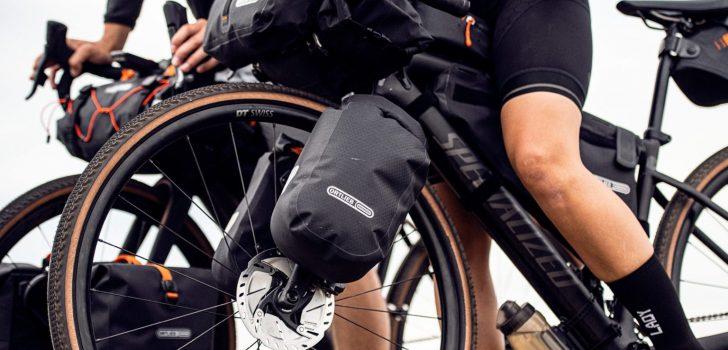 Goed voorbereid op Bikepacking-avontuur met de tassen van Ortlieb