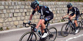 """Bardet schuift op in Tour of the Alps: """"Het was een behoorlijk zware rit"""""""