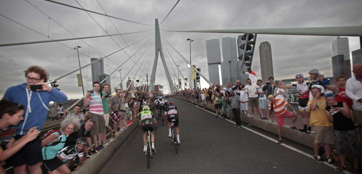 Rotterdam en Den Haag samen kandidaat voor Tourstart 2024 of 2025