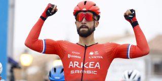 Arkéa Samsic verlengt de contracten van Nacer Bouhanni en vijf andere renners