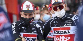 """Lotto Soudal wil aanvallen in de Ronde: """"Niet afwachten tot de Koppenberg"""""""