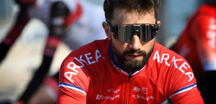 Nacer Bouhanni voor twee maanden geschorst na gevaarlijke duw in sprint