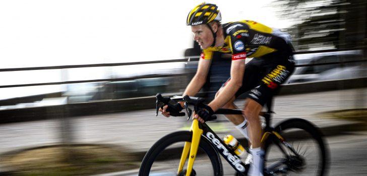 Gijs Leemreize gediskwalificeerd in Brabantse Pijl