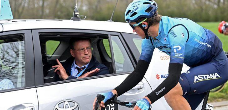 Nauwelijks wijzigingen in top-10 van UCI Team Ranking