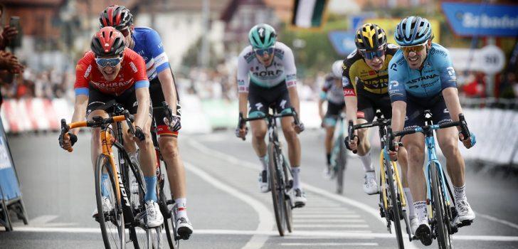 Ion Izagirre jaagt podium na in Ronde van Romandië
