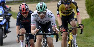"""Schachmann derde in Amstel Gold Race: """"Wist dat winnen moeilijk ging worden"""""""