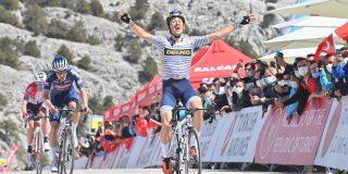 José Manuel Díaz verslaat Jay Vine in bergetappe Ronde van Turkije