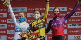 """Annemiek van Vleuten (3e): """"Ik had niet mijn allerbeste dag"""""""