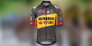 Jumbo-Visma rijdt deze zomer in dit shirt de Tour de France