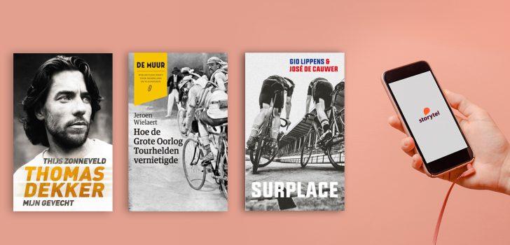 Deze 5 luisterboeken voor wielerliefhebbers luister je gratis op Storytel