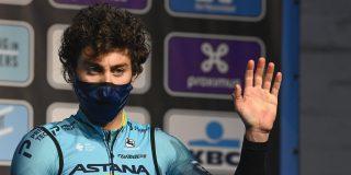 Giro 2021: Kersvers vader Fabio Felline start niet in voorlaatste rit