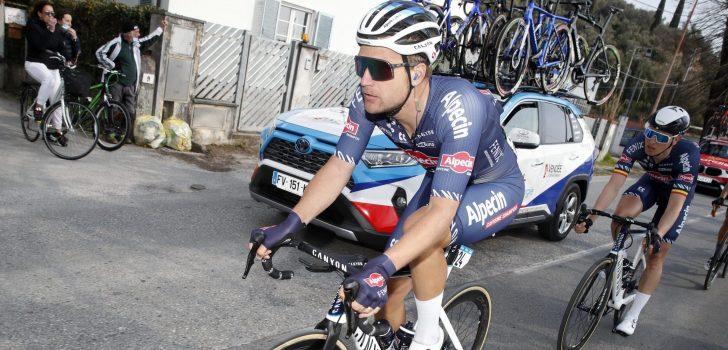 """Vaste lead out Jonas Rickaert ontbreekt in trein van Tim Merlier: """"Ik mik op de Tour"""""""