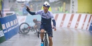 Michael Woods grijpt de macht in Ronde van Romandië na val Geraint Thomas in slotmeters