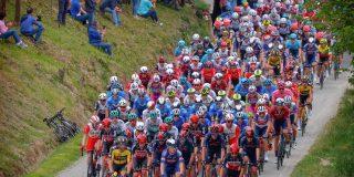 Wielrennen op TV: Giro d'Italia, Ronde van Hongarije, Circuit de Wallonie