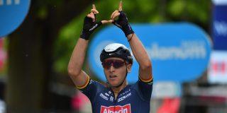 """Droomdebuut Tim Merlier in Giro: """"Ik ben heel trots"""""""