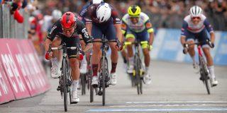 Giro 2021: Caleb Ewan pakt in Termoli zijn tweede etappezege