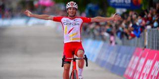 Giro 2021: Victor Lafay boekt eerste profzege