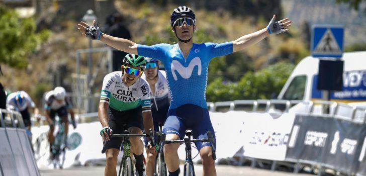 Gonzalo Serrano wint openingsrit Ruta del Sol