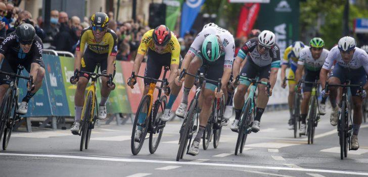 Jordi Meeus sprint naar zege in tweede etappe Ronde van Hongarije