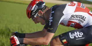 """Brent Van Moer achtste in Nîmes: """"Ik blijf het proberen tot Parijs"""""""