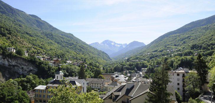 Brides-les-Bains: Ideale uitvalsbasis voor fietsen in de Alpen