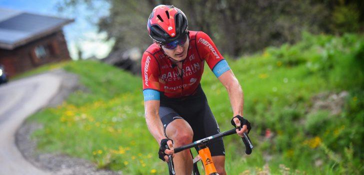 """Padun verlost van knieklachten: """"Ik twijfelde of wielrennen nog wel mijn sport was"""""""
