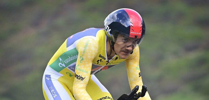 """Carapaz ziet Urán naderen in Ronde van Zwitserland: """"Nog altijd in het voordeel"""""""