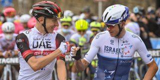 Chris Froome niet in de Vuelta a España