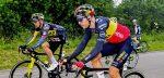 """Steven Kruijswijk reed etappe uit met kapotte achtervork: """"Dat is niet echt lekker doorrijden"""""""