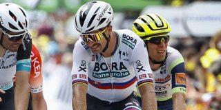 Peter Sagan keert in Benelux Tour terug in koers
