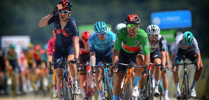 Geraint Thomas verrast snelle mannen in Critérium du Dauphiné