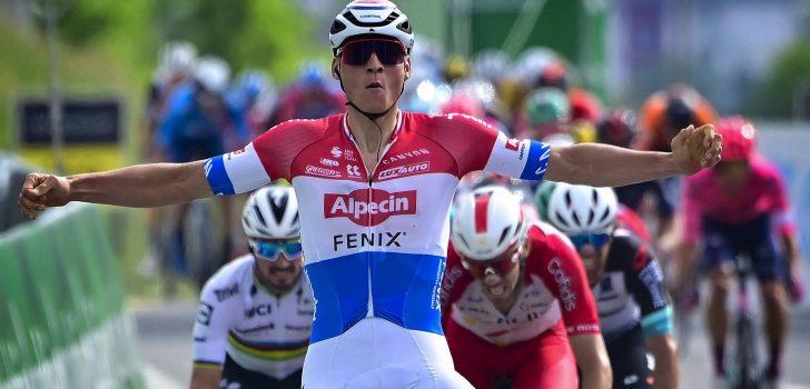 Mathieu van der Poel stapt met lichte verkoudheid uit Ronde van Zwitserland