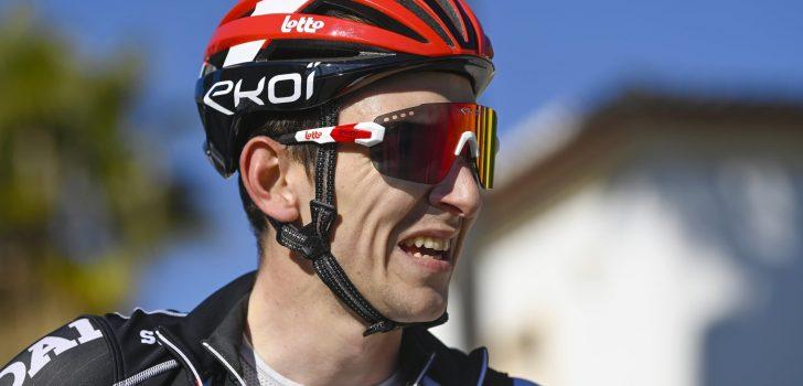 'Jasper De Buyst breekt rib en schouder bij aanrijding in Pyreneeën'