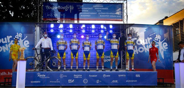 Wielertransfers 2022: Arkéa Samsic, Sport Vlaanderen-Baloise