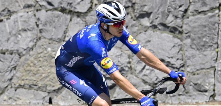 Volg hier de tweede etappe van de Tour de l'Ain 2021