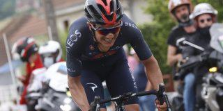 """Richard Carapaz staat nu ook in de Tour op het podium: """"Belangrijk voor mij en mijn carrière"""""""