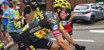 Tour 2021: Gehavende Primoz Roglic gaat niet meer van start