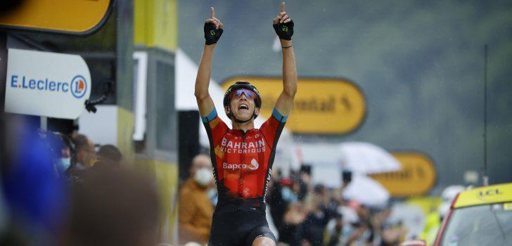 Tour 2021: Dylan Teuns wint eerste Alpenrit, Tadej Pogacar overklast concurrentie en pakt geel