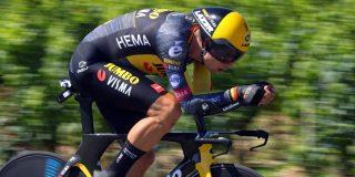 Starttijden ploegentijdrit Tour of Britain 2021