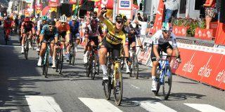 Dylan Groenewegen sprint naar zijn tweede etappezege in Tour de Wallonie