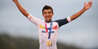 """Richard Carapaz nieuwe olympisch kampioen: """"Een ongelooflijk moment"""""""