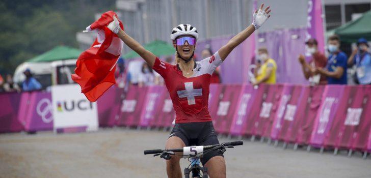 Olympische Spelen: Jolanda Neff imponeert van start tot finish en grijpt goud