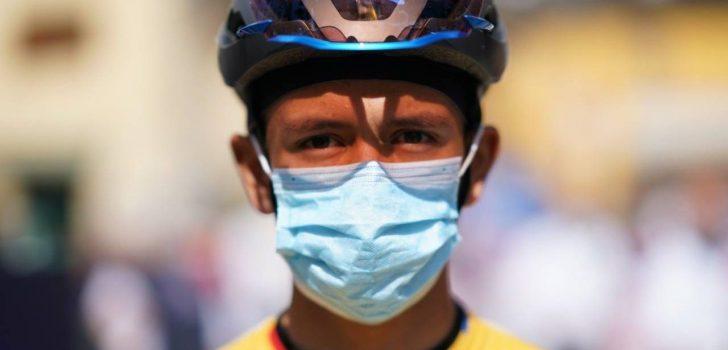 Beloftevolle Colombiaan in de belangstelling van Team BikeExchange