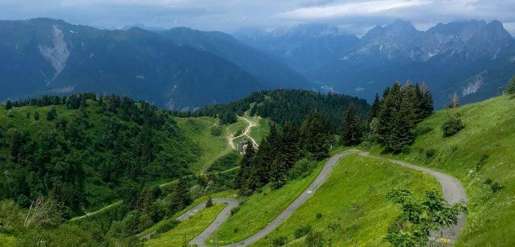 Il Mitico Monte Zoncolan: de koning van de Carnische Alpen